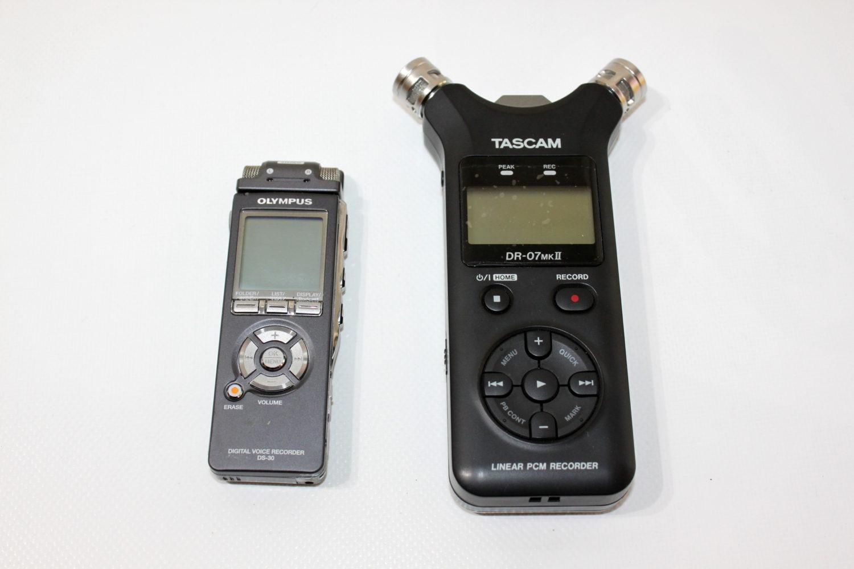 Enregistreur audio numérique