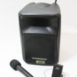Pack sono 5 : Enceinte portable autonome de 70 watts + micro HF