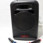 Pack sono 6 : Enceinte portable autonome de 100 watts + 2 micro HF